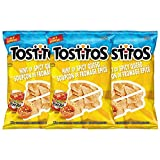 Tostitos Hint of Spicy Queso Tortilla Chips 275g/9.7oz, 3-Pack {Imported from Canada}