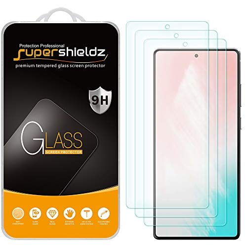 (3 Pack) Supershieldz for Samsung Galaxy S20 FE 5G / Galaxy S20 FE 5G UW Tempered Glass Screen...