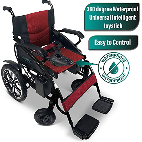 Medical Care Power Wheelchair