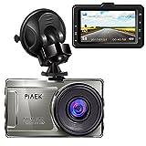 Dashcam Full HD 1080P Kamera Auto DVR mit 170° Weitwinkel 3'' LCD-Bildschirm WDR Nachtsicht...