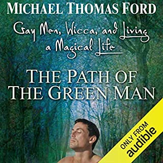 The Path of the Green Man audiobook cover art