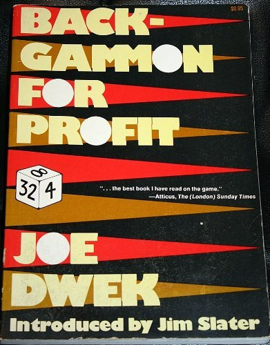 Compare Textbook Prices for Backgammon for Profit 1st Scarborough book ed Edition ISBN 9780812823134 by Dwek, Joe