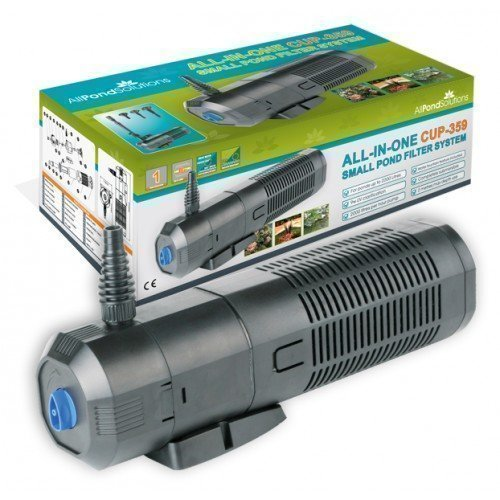 All Pond Solutions Filter/Pump/Fountain, 9 W (2000L/H)