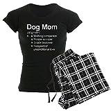 CafePress Dog Mom Womens Novelty Cotton Pajama Set, Comfortable PJ Sleepwear