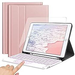 &#9658 &#60 IPAD CLAVIER&#62 – cette coque est compatible avec l'iPad 10.2 2020(8ème génération),iPad 10.2 2019 (7ème génération), iPad Air 3 (2019), iPad Pro 10,5 2017. La coque est fabriquée en matériau TPU qui est plus doux et plus durable que le ...