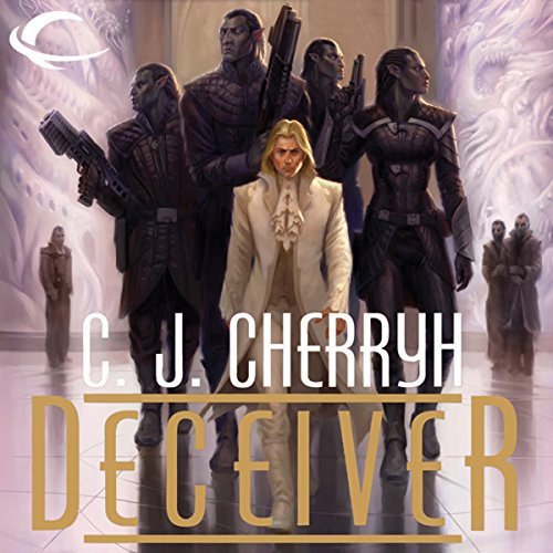 Deceiver audiobook cover art