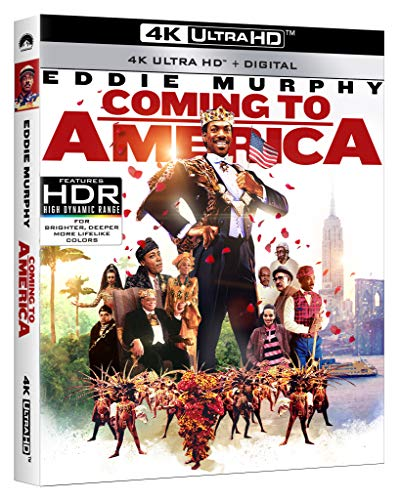 Coming to America (4K UHD + Digital)