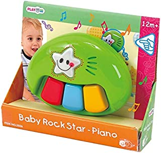 PlayGo 2526Baby Rock Star Piano, Battery Operated