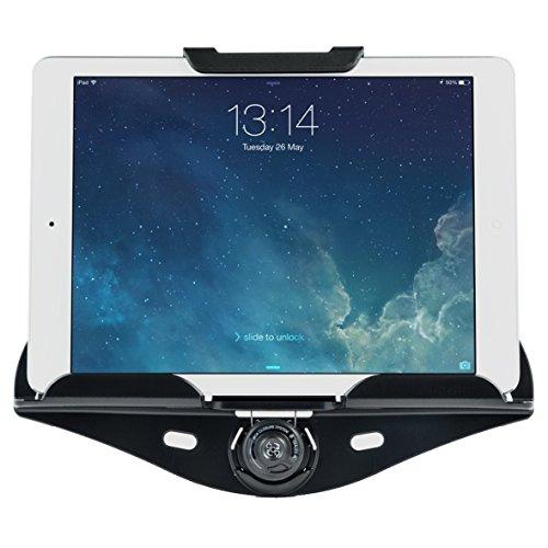 Targus AWE77EU Supporto da Auto per iPad e Tablet Fino a 10 Pollici, Nero