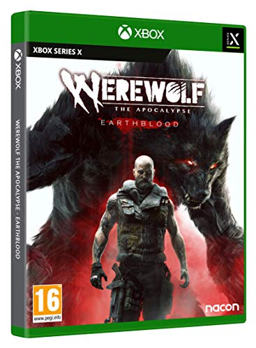 Werewolf The Apocalypse -