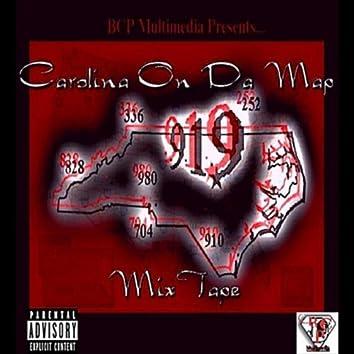 Carolina On Da Map