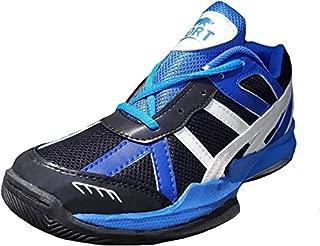 Port Men's Splasher Blue Volleyball Sports Shoe