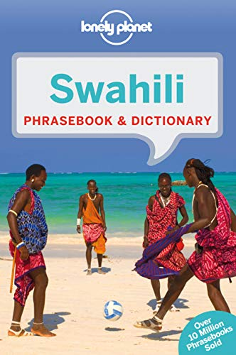 Lonely Planet Swahili Phrasebook & Dictionary [Lingua Inglese]