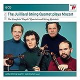 "The Juilliard Quartet Plays Mozart - the Complete ""Haydn"" Quartets and String Quintets - Juilliard String Quartet"
