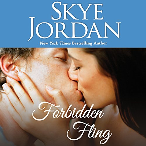 Forbidden Fling audiobook cover art