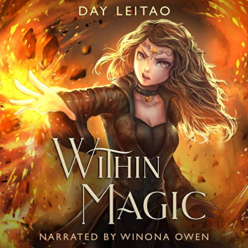 Within Magic  By  cover art
