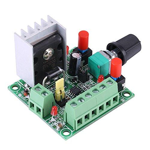 Controlador de motor paso a paso PWM Generador de señal de pulsos Controlador de velocidad Controlador PWN Frecuencia ajustable