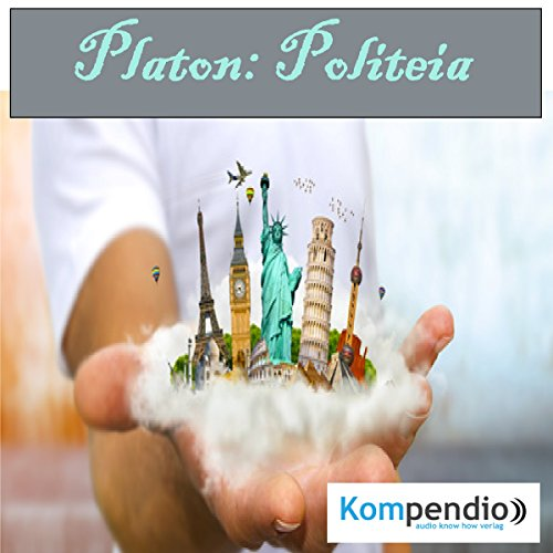Politeia von Platon cover art