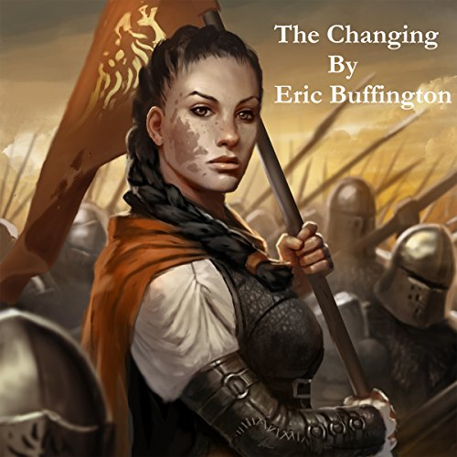 The Changing audiobook cover art