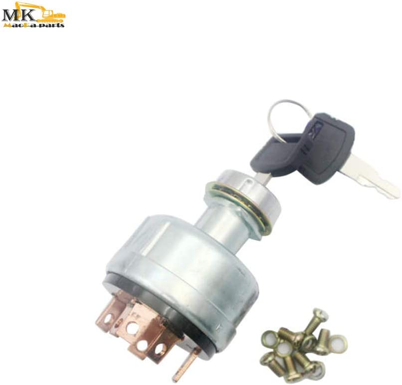 Charlotte Mall Very popular! Ignition Starter Switch EX200-1 for Hitachi