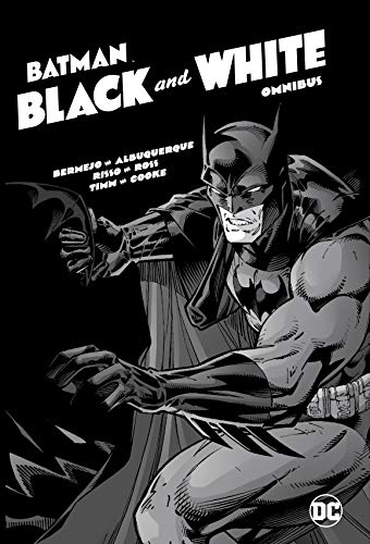Various: Batman: Black and White Omnibus