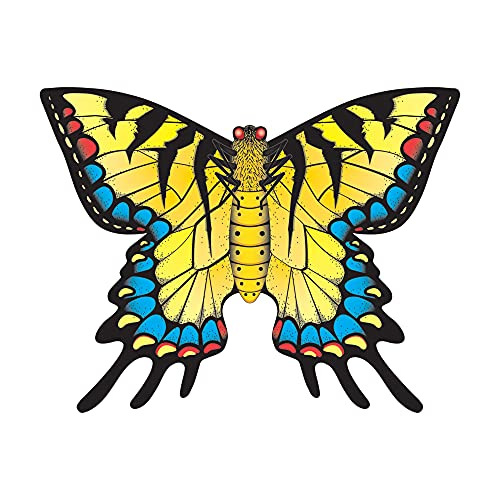 WindNSun Butterfly Nylon Kite, Swallowtail, 32 Inches Wide