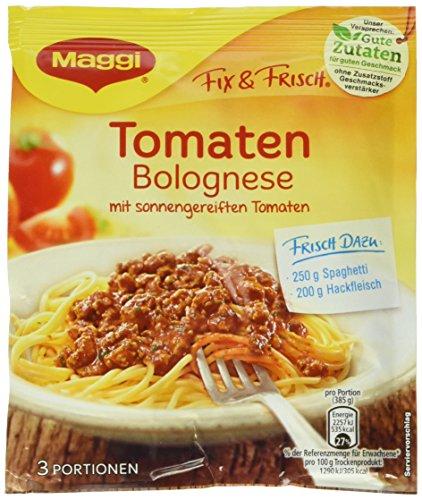 Maggi Fix Tomaten Bolognese, 34er Pack (34 x 50 g)
