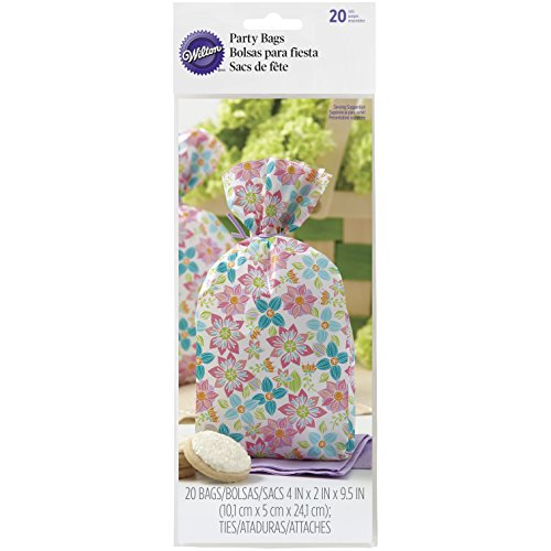 Wilton Spring Party Bags, 20-Count
