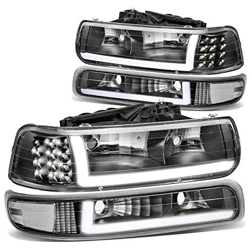 02 chevy silverado headlights - 3