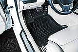 Alfombrillas Interior de Coche a Medida TPE Dodge Ram 1500/2500/3500, 2012-2018, Quad Cab, (USA), traseras 2 pcs.