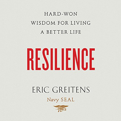 Resilience audiobook cover art