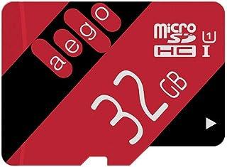 AEGO Micro SD Card 32GB Micro SDHC UHS-1 Class 10 SD Memory Card with Adapter-U1 32GB