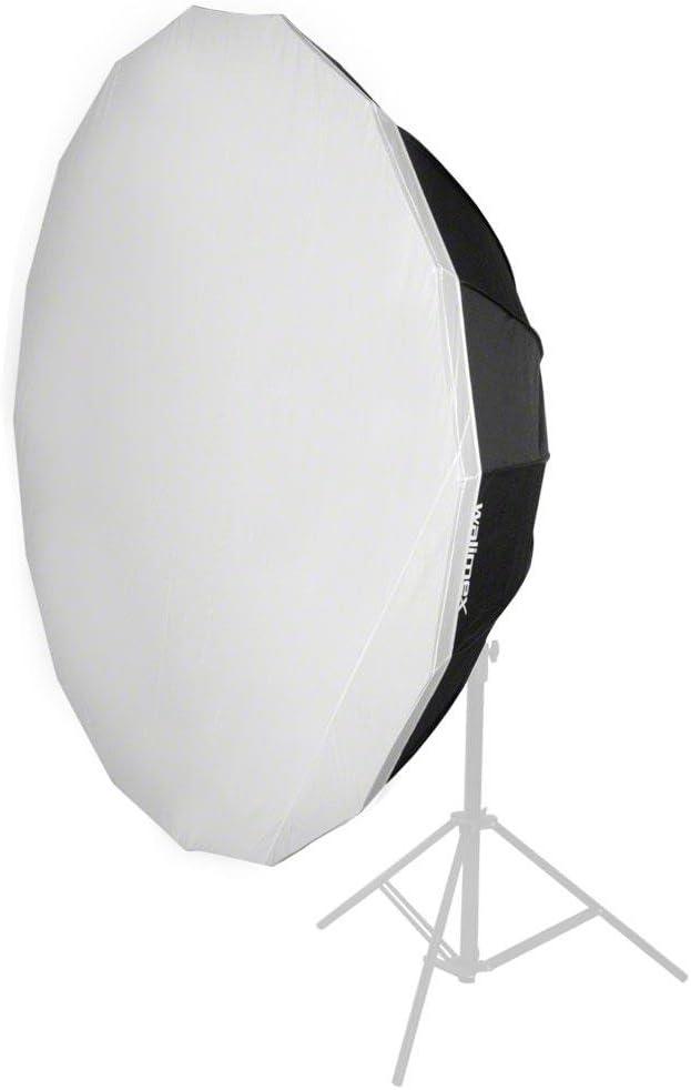 Walimex Pro 16 Winkel Softbox Durchmesser 120 Cm Für Elinchrom