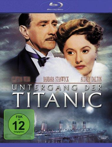 Der Untergang der Titanic [Blu-ray]