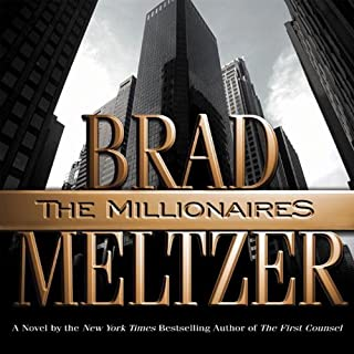 The Millionaires audiobook cover art