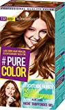 SCHWARZKOPF #PURE COLOR Coloration 7.57 Karamell-Krokant Stufe 3, 1er Pack (1 x 143 ml)