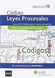 Código De Leyes Procesales 2015 (Códigos La Ley)