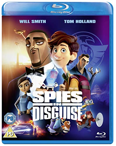 Spies in Disguise BD [Italia] [Blu-ray]