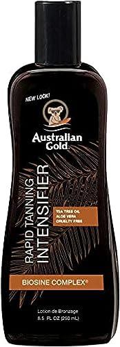 Australian Gold Rapid Tanning Intensifier Lotion, Coco Dreams, 250 Milliliters