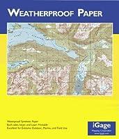 iGage Weatherproof Paper 13x19-50 Sheets [並行輸入品]