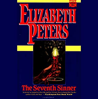 The Seventh Sinner audiobook cover art