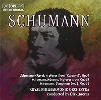 シューマン:交響曲 第2番 他(Schumann:Carnaval ,Kinderjahr,Symphony No.2)