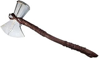 Avenger 3 Infinity War: Thor Stormbreaker in Foam Props Replica. Cosplay Hammer Axe