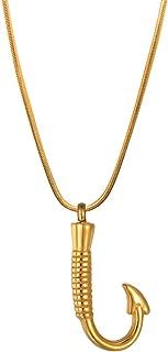 gold fishing jewelry
