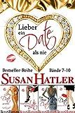 Lieber ein Date als nie Boxset (Bände 7-10)