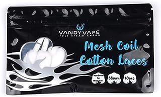 VANDY VAPE Mesh Coil Cotton Laces (KYLIN M 用コットン)メッシュ用コットン