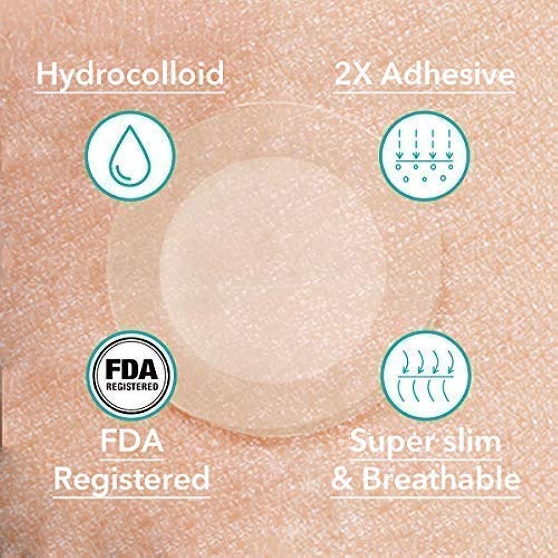 熱心な対称閉塞Haphome スポットパッチ 60パッチ入り 皮膚にやさしい 使いやすい