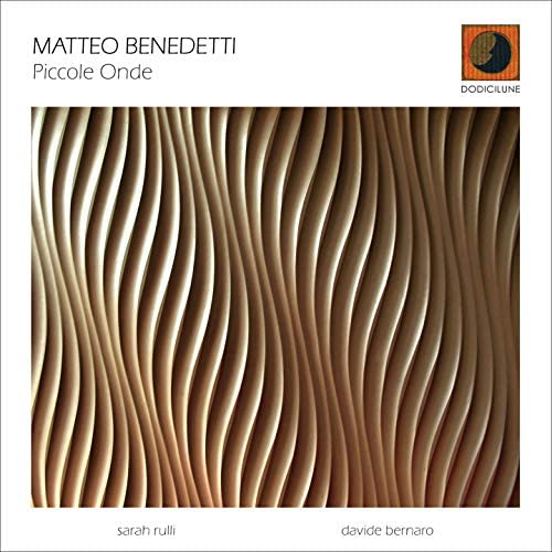 Matteo Benedetti, Davide Bernaro & Sarah Rulli