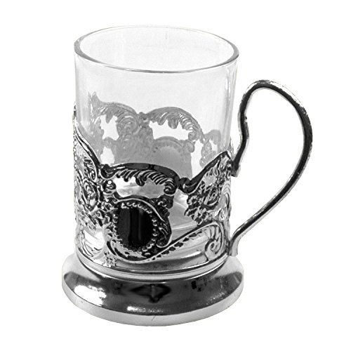 Teeglashalter 'Schnellzug'