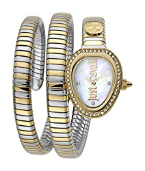 JC1L120M0055 Just Glam Two Tone Bracelet Watch